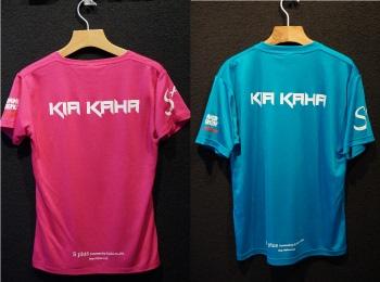 KiaKaha Tシャツ各サイズ/カラーあります。